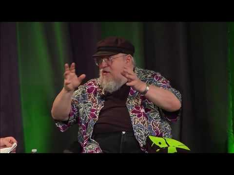 George RR Martin on Sex and Violence in Game of Thrones