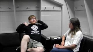 Interview with Ed Sheeran