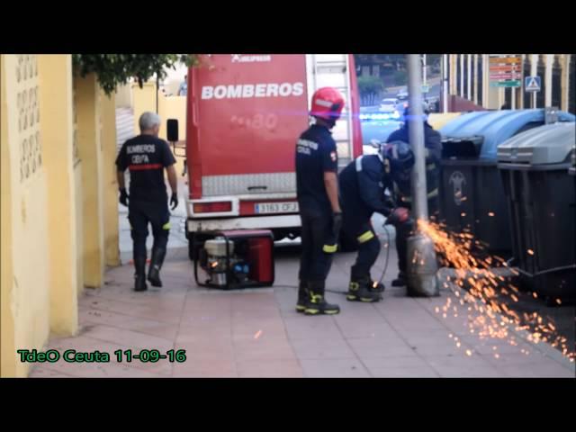Bomberos 11 09 16