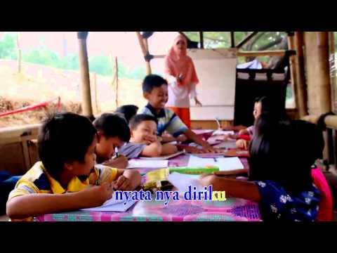 Terima Kasih Guruku - AFI Junior (VideoClip)