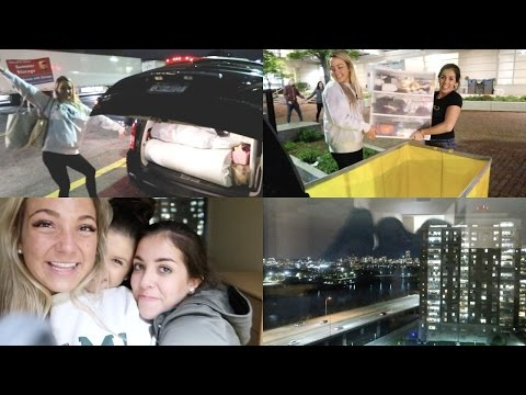 MOVE OUT DAY: BOSTON UNIVERSITY SOPHOMORE YEAR (VLOG)!