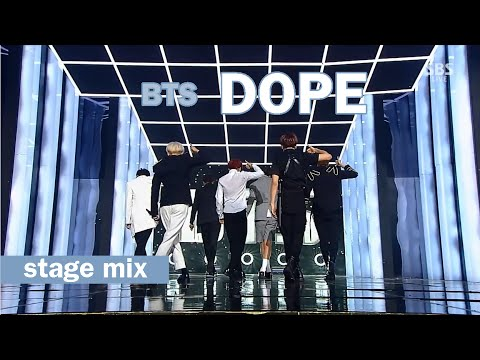 BTS (방탄소년단) - 'DOPE (쩔어)' Stage Mix