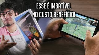 O Tablet mais custo benefício do momento! O melhor em preço e desempenho - Lenovo P8   Unboxing