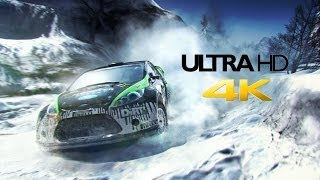 4K Max Settings - Dirt 3 Gameplay [UHD]