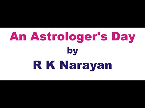 an astrologers day irony