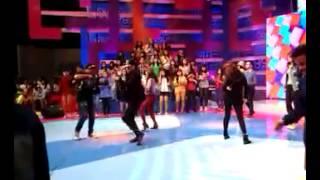 RinNi - BEBAS live perform @Dahsyat RCTI
