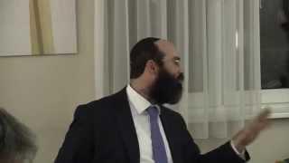 Der Teufel in der Kabbala(1)-ein Shiur von Shlomo Raskin