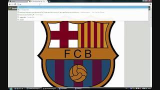 Fc barcelona - speedart