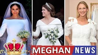 Meghan Fashion -  Royal Wedding 2019: Why Lady Gabriella's wedding will be reminiscent of Meghan and