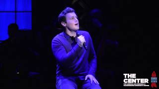 "Jonathan Groff ""I Got Lost In His Arms"" - Broadway Backwards 2014"