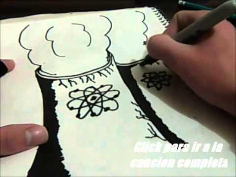 Dibujando  REACTORES NUCLEARES  YouTube