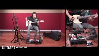 Tutorial Guitarra 1 ¨Mientras viva¨  Generación 12
