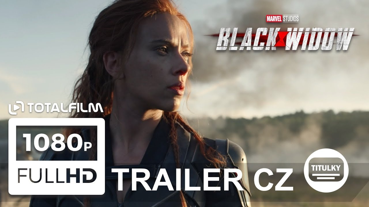 Black Widow (2020) CZ titulky HD trailer