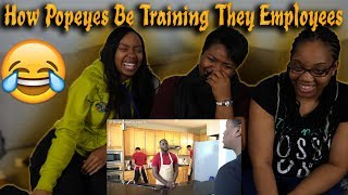 RDCWorld1 - How Popeyes Be Training They Employees REACTION