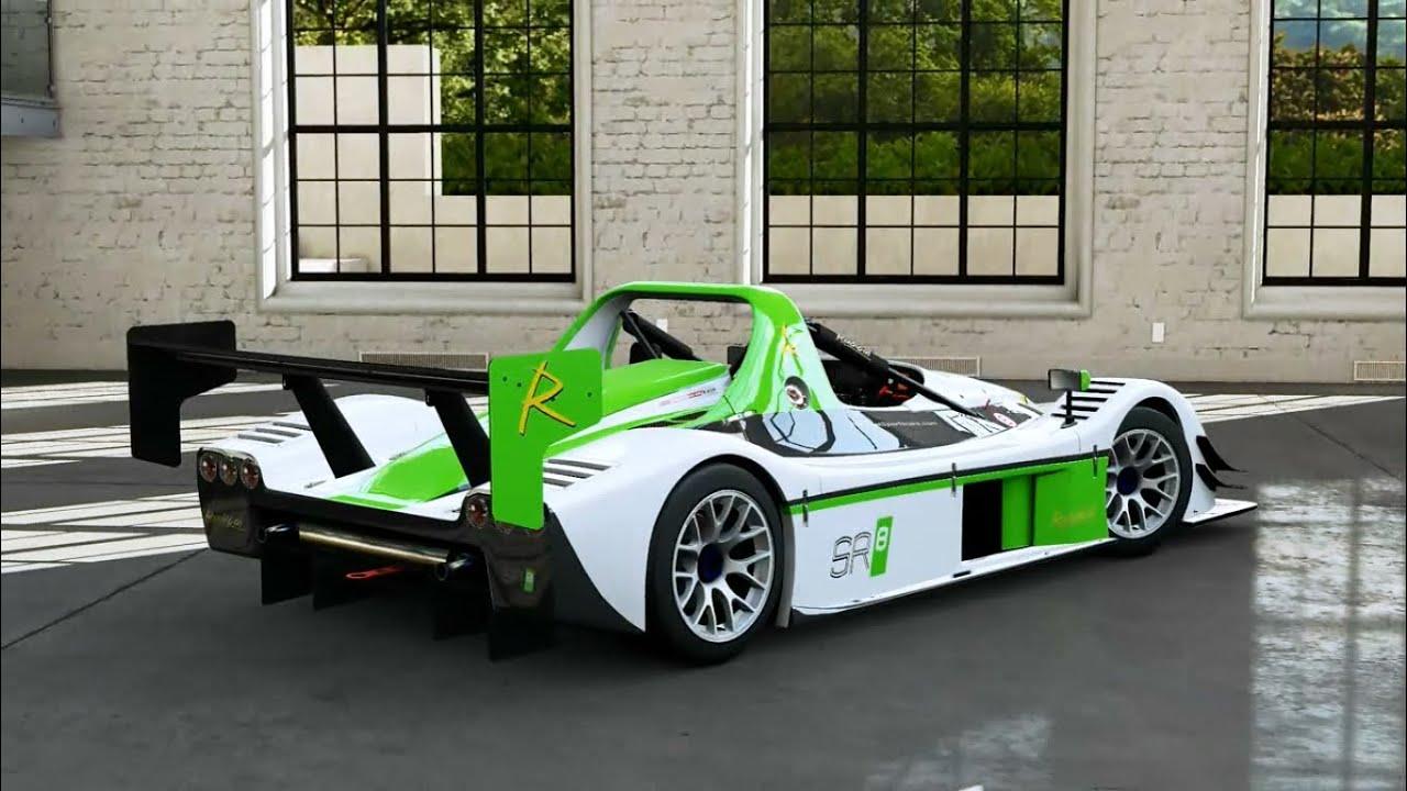 Forza Motorsport 5 - 2011 Radical SR8 RX - YouTube