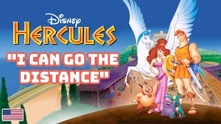 """I Can Go the Distance"" from Hercules - Highlights"
