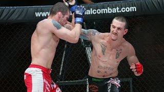 "MMA fighter: Joe Ray ""The Florida Boy"" Highlight"