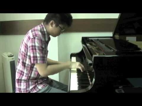 Ohio State University Piano Audition - Chia-Hung, Wu