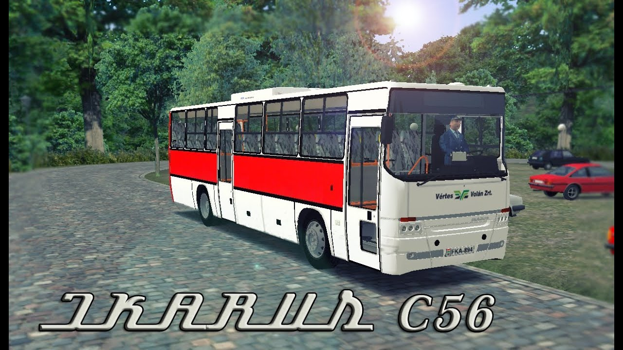 Икарус 256 для omsi 2
