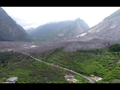 Rescue underway after landslide buries over 140 in Sichuan, China