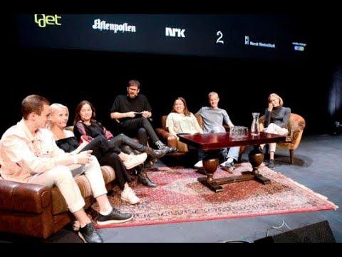 Skam actors on Nordiske Seriedager (eng sub)
