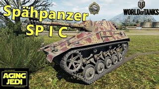 Spähpanzer SP I C - Epic Damage & Scores x2! - World of Tanks