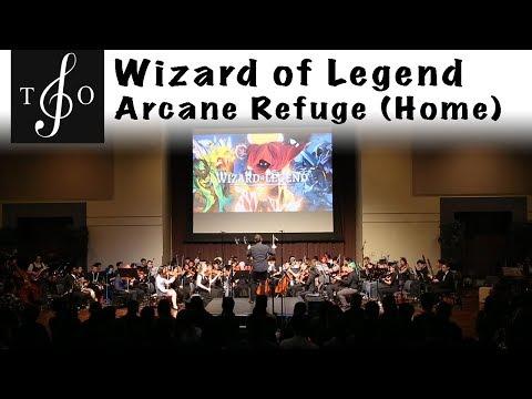Wizard Of Legend — Arcane Refuge (Home) || The Intermission Orchestra: 2019 Winter Concert