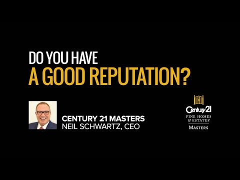 Real Estate Training - Do You Have A Good Reputation?