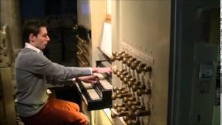 Gerwin Boswijk - Adagio (uit: Toccata, Adagio en Fuga in c-majeur) BWV 564 (Johann Sebastian Bach)