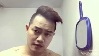 Cuộc sống Mỹ 7 - Du học sinh Mỹ - Hướng dẫn tự cắt tóc đón Tết