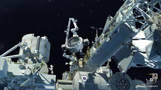 NanoRacks Bishop Airlock Module - Concept of Operations