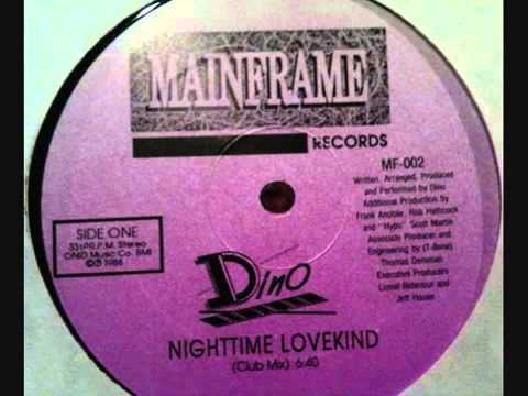 Dino   Nighttime Lovekind