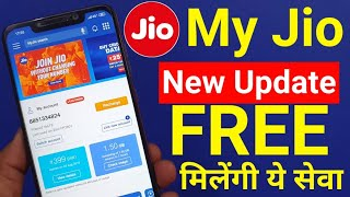 Reliance Jio My Jio App New Update Now Free Service Via My Jio App screenshot 1