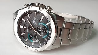 casio Edifice EFR-S567D-1A. Обзор\Review