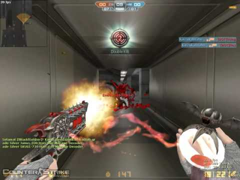 [CSO Indonesia] New Transcendence Decoder Weapon, Crimson Hunter!
