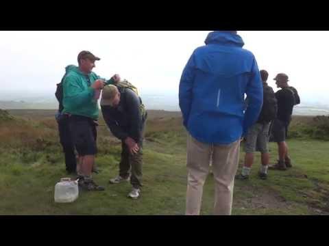 Six Shropshire Summits Challenge Walk 2014