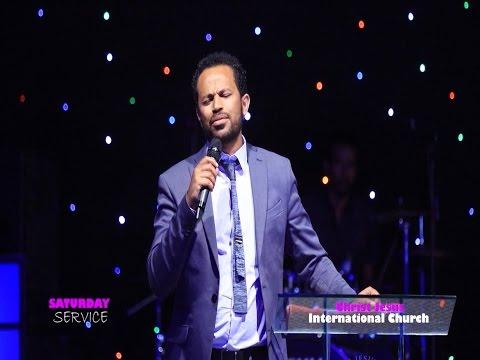 Live Worship at Christ Jesus Life International Church with Sisay ( Joyce ) CJ TV