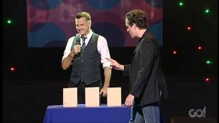 Adelaide Fringe Festival Comedy show - Matt Tarrant Deception Magic
