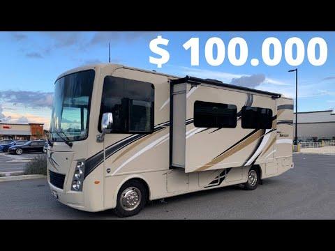 Обзор дома на колесах за $100.000