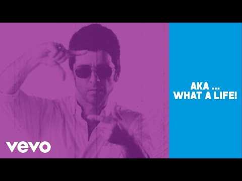 Noel Gallagher's High Flying Birds - AKA... What A Life! (Official Music Video)