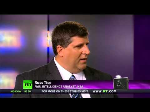 NSA Blackmailing Obama?   Interview with Whistleblower Russ Tice