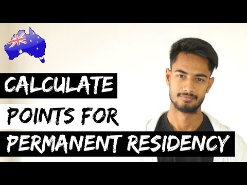 How To Get PR | CALCULATE PR POINTS | STUDY IN AUSTRALIA