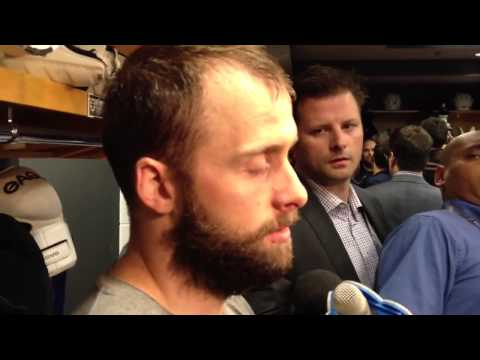 Rich Peverley on Carl Soderberg and Bruins game 5