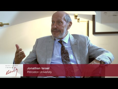Interview With Jonathan Israel (September 22, 2014)