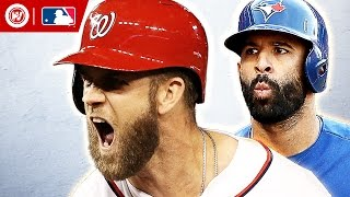 Best Bat Flips Ever | MLB