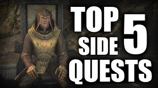 Skyrim - Top 5 Side Quests
