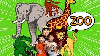 쥬라리움에서 귀여운 동물을 만나보자 Let's meet cute animals at the zoo