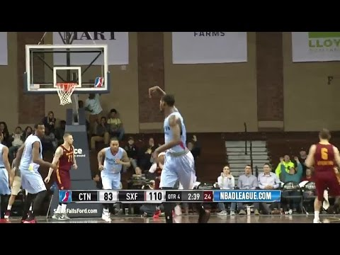 DeAndre Liggins posts 26 points & 11 assists vs. the Charge, 3/18/2016