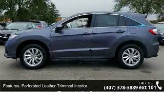 2018 Acura RDX Technology Package - Fountain Auto Mall - ...