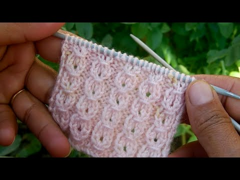 New Sweater Design In Hindi Knitting Pattern Youtube